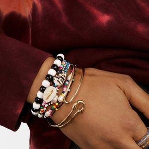 🆕BaubleBar Bali Black and White Bracelet